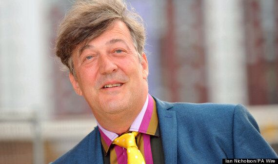 Stephen Fry Calls For End To Mass Surveillance At #DontSpyOnUs Event To Mark Snowden