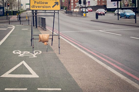 Why Don't Cyclists Use the Cycle Paths That Are Built for