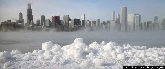The Polar Vortex, Twelfth Night, Celebrity Big Brother And More: The Week In 50 Funny