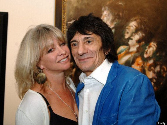 Jo Wood Finally Gets Tattoo Of Ronnie Wood's Face Removed From Her Bum