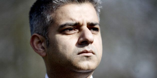 Sadiq Khan, Labour MP for Tooting and Minister of State for Transport, Balham, London, 15th March 2010....