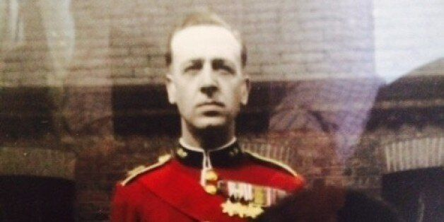 Police have launched an investigation after 11 medals were taken from the Second World War veteran's