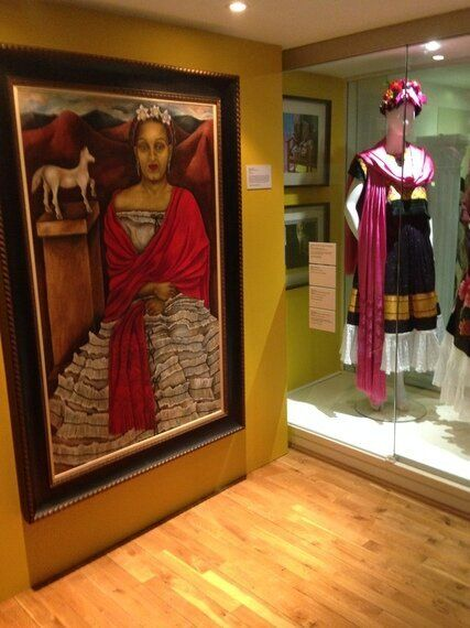 Made in Mexico Exhibition, Fashion and Textile