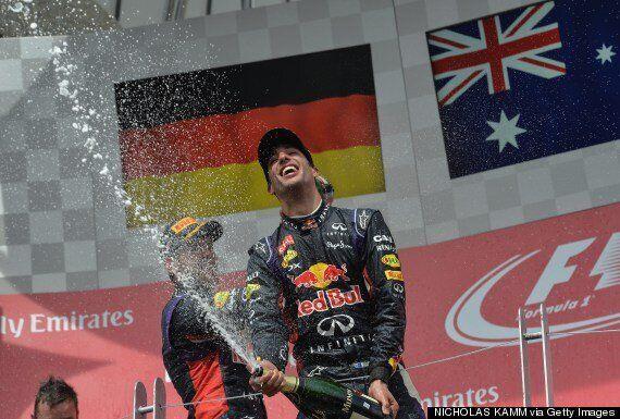 Daniel Ricciardo Ends Mercedes Dominance To Win Canadian Grand