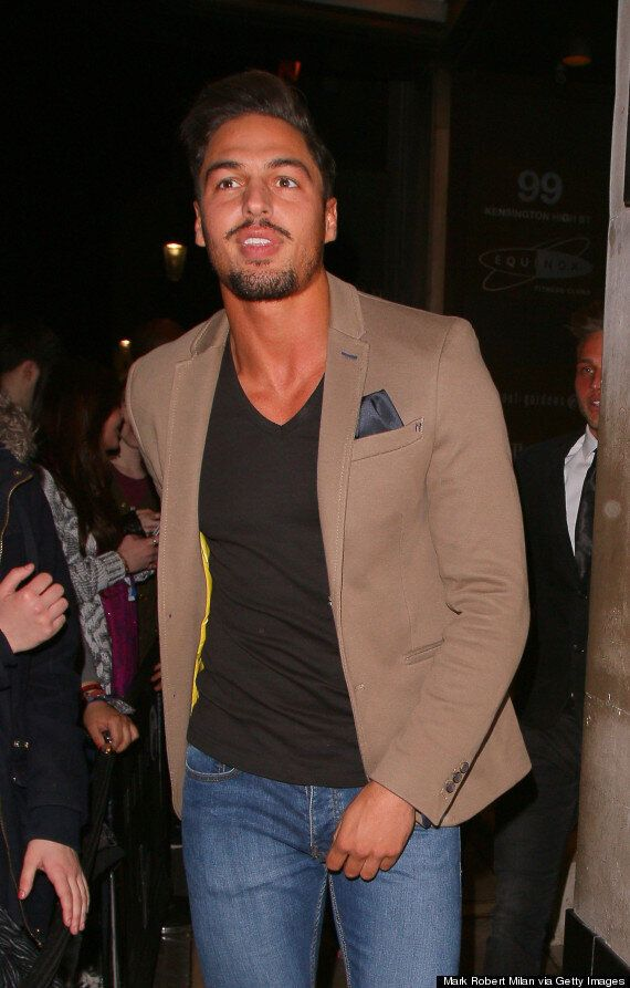 'TOWIE' Stars Receive Warning From Show Bosses As Mario Falcone Is Suspended From ITV Reality Drama Following...