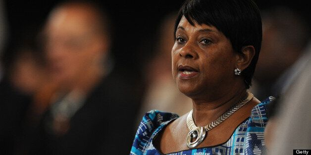 Doreen Lawrence as Baroness: Backhand Compliments and Disingenuous