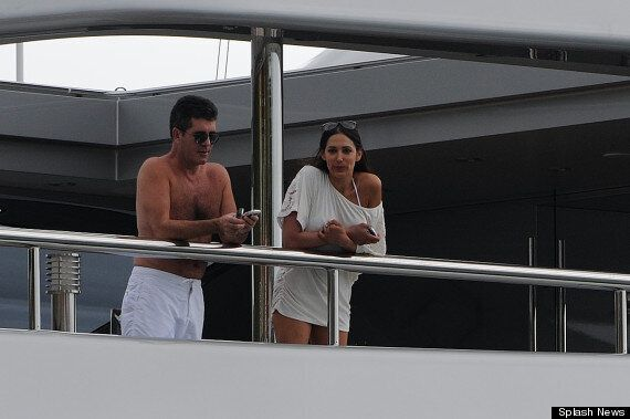 Simon Cowell 'To Become A Father For The First Time' With US Socialite Lauren Silverman? (VIDEO,
