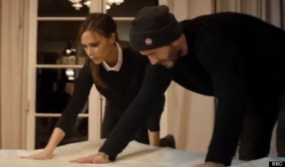 'David Beckham Into The Unknown' Proves Superstar And Victoria Beckham Can Still Make Fun Of Each