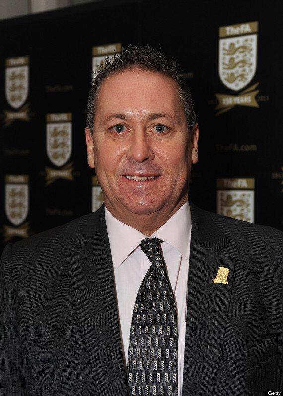 Kenny Sansom, Former Arsenal And England Defender,