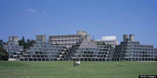 Body Found In Lake At University of East Anglia,