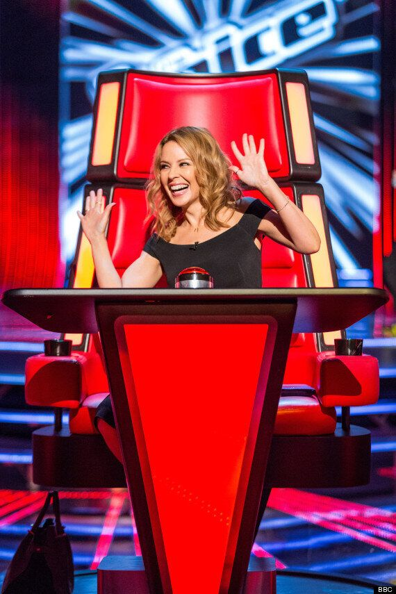 'The Voice' Review - Kylie Minogue Debuts New Role Alongside Ricky Wilson, Will.i.am, Sir Tom