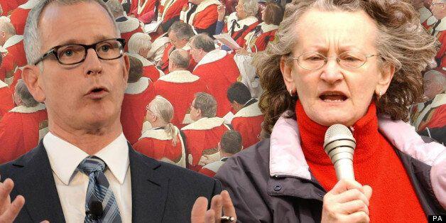 New Peers Brian Paddick, Jenny Jones Go From London Losers To