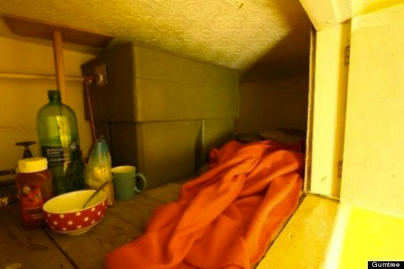 London's Crappiest 'Room For Rent' Could Be Yours For