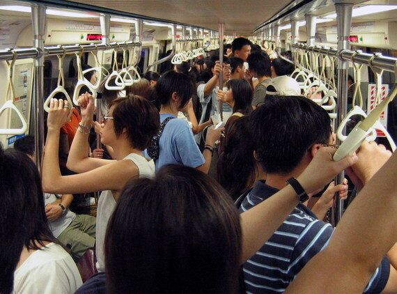 London Must Learn From Taipei Tube