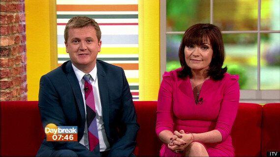 Aled Jones Facing 'Daybreak' Axe As Bosses Fail To Reverse Flagging
