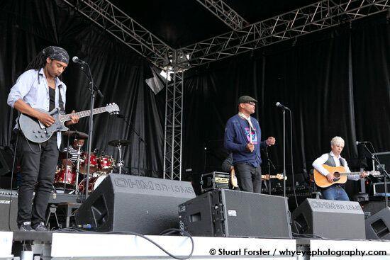 South Tyneside Summer Festival - A Music Festival Free of