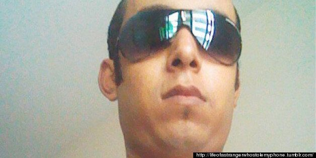 Man With Allegedly Stolen iPhone Is Auto-Uploading Pictures Of Himself To The
