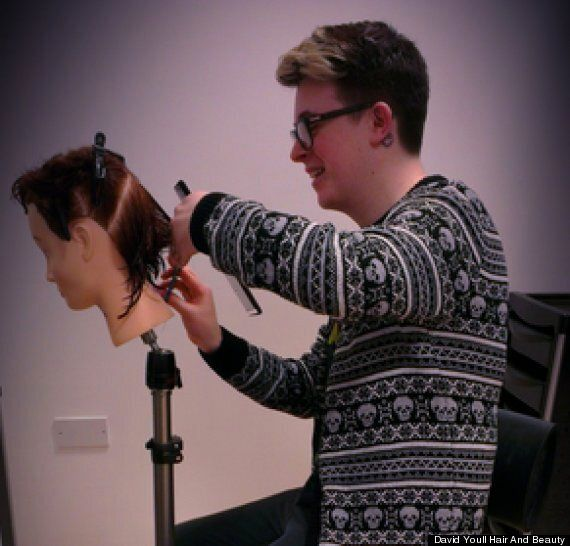 Apprentice Of The Week: Scott Goodwin At David Youll Hair And