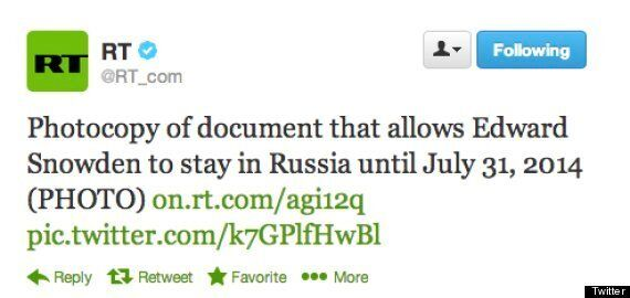 Edward Snowden, NSA Whistleblower Enters Russia As 'Passport' Image Is