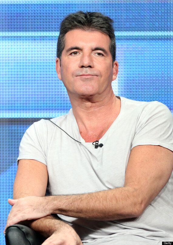 Lauren Silverman Breaks Cover After Simon Cowell Baby Reports