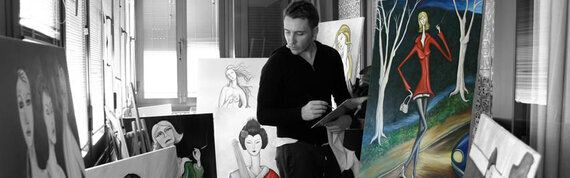 Antonio Pozo: One of the Top Artists at the Art Fair in