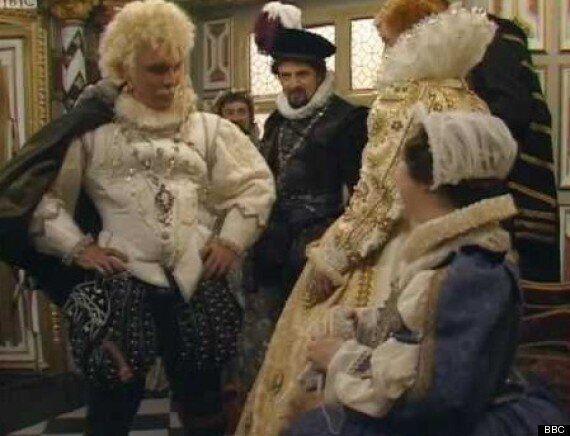 Rik Mayall's Lord Flashheart Character Was A Secret He Kept From Rest Of 'Blackadder' Cast, Remembers...