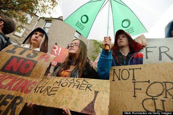 David Cameron's Fracking 'Bribe' To Cuts-Hit