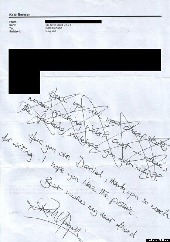 Rik Mayall Dead: 'Young Ones' Comedian Wrote Hilarious Reply To Fan's Autograph Request