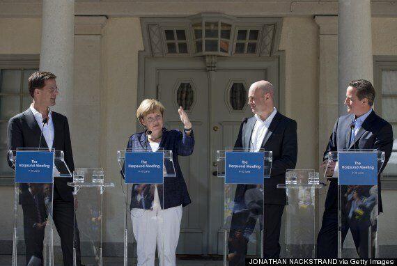 Angela Merkel Tells David Cameron Not To Threaten Her With British EU