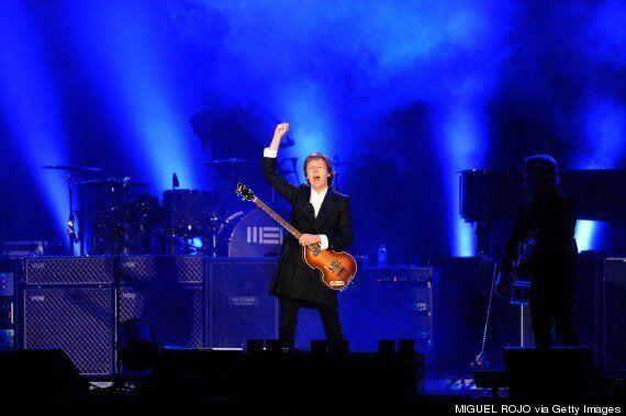 Paul McCartney Postpones US Tour On Doctors' Advice