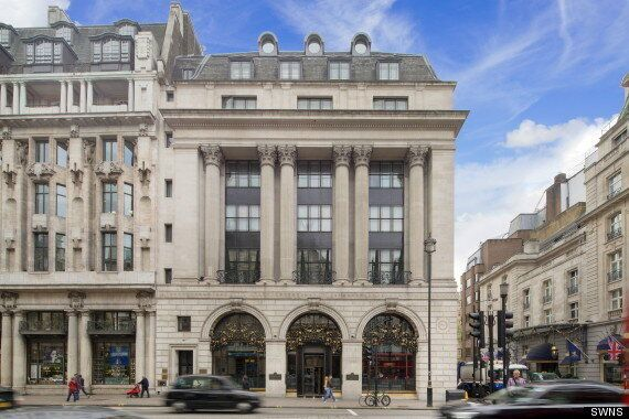 Never Mind The £17.5 Million Price Tag, This London Flat Has A £65,000 Service