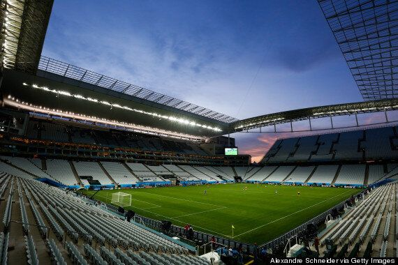 World Cup 2014: São Paulo Stadium Would Not Pass British Safety