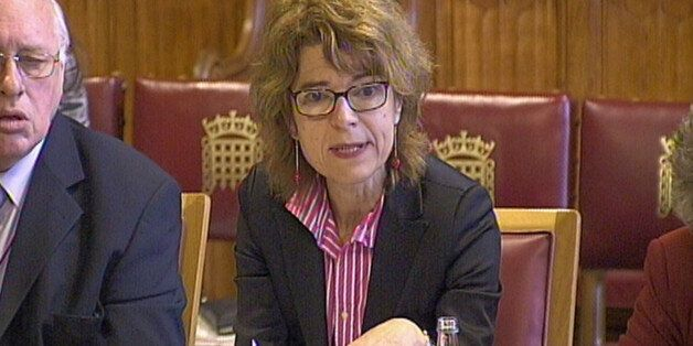 Vicky Pryce gives evidence to a House of Lords inquiry into the eurozone crisis, in the latest bid to...