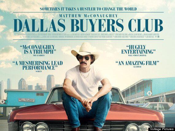 FREE CINEMA TICKETS: Watch Golden Globe-Winning Matthew McConaughey In 'Dallas Buyers