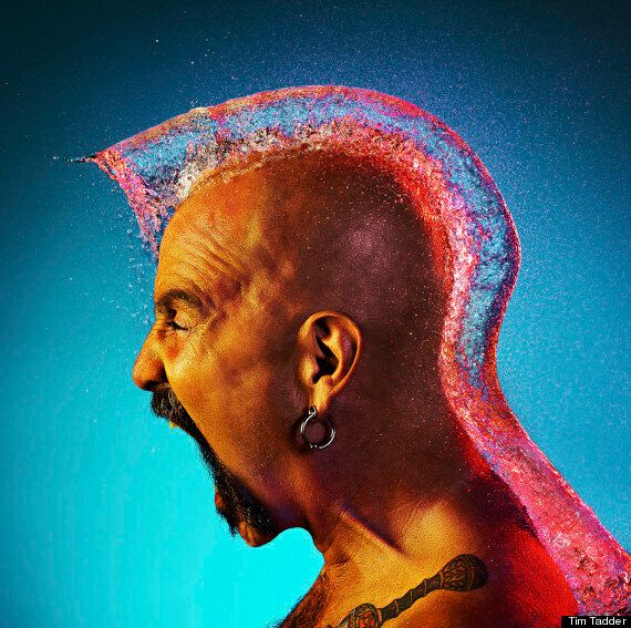 'Water Wigs' Photography Project By Tim Tadder Is Truly