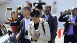 Amanda Knox torna in Italia: è atterrata a Linate scortata dalla