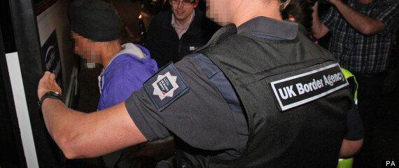Immigration Spot Checks Based On 'Behaviour Not Race' Says