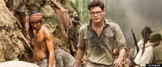 'The Railway Man' Star Jeremy Irvine Admits 'Waterboarding Scenes Were Real, But