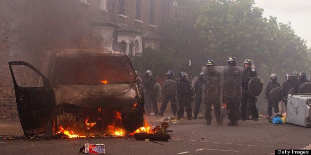 Two Years On: Has the Left Done Enough to Engage the Voices of the Riots