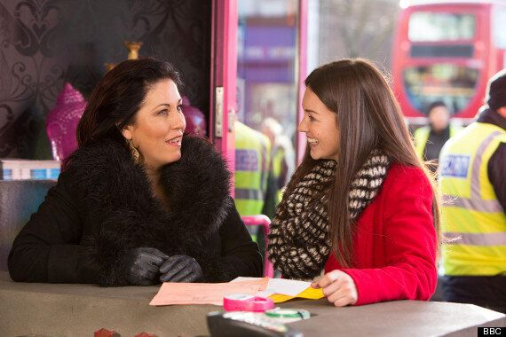 'EastEnders' Spoiler: Lacey Turner Back As Stacey Slater With Kat Moon In First Look