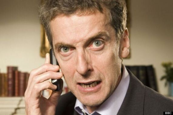 How Peter Capaldi Discovered That He Was To Replace Matt Smith As Doctor