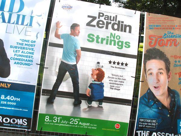 Edinburgh Fringe 2013, Truly Rich