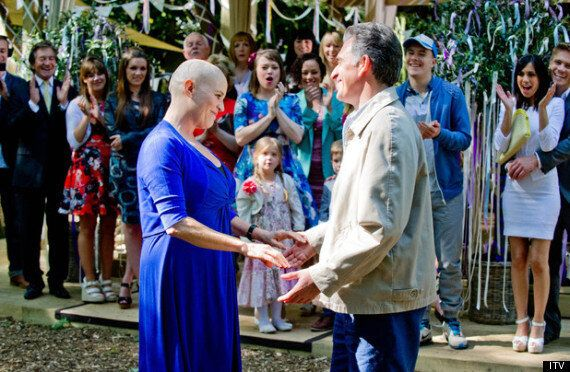 Kerry Katona 'Planning Budget Wedding Inspired By