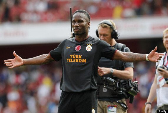 Arsenal 1-2 Galatasaray: Didier Drogba Wins Emirates Cup