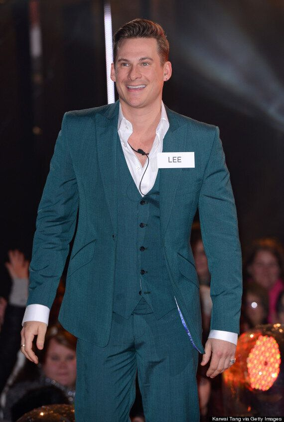 'Celebrity Big Brother' Star Lee Ryan Says He Sleeps With His Blue Bandmate Duncan James 'All The
