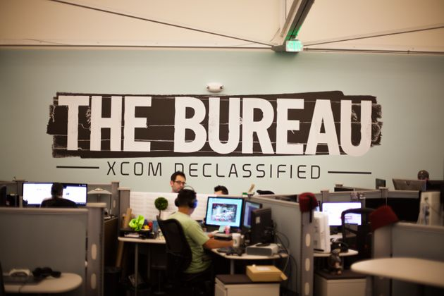 The Art of The Bureau: XCOM