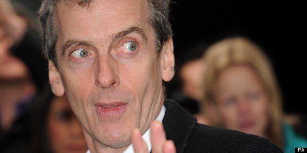 Peter Capaldi Doctor