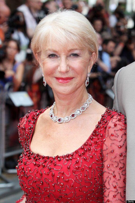 Helen Mirren Wants James Bond Villain