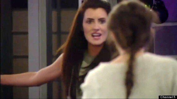 'Big Brother' 2014: Housemates Danielle And Helen Row After Nominations Are Revealed