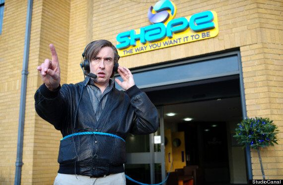 Armando Iannucci: 'Alan Partridge Is Like A Member Of The Family That I Don't Want To See That